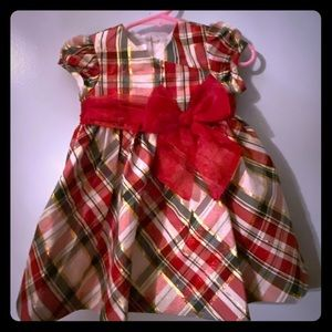 Bonnie baby girl dresses size 12 month